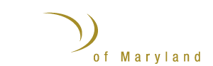 The Vein Center of Maryland White Logo
