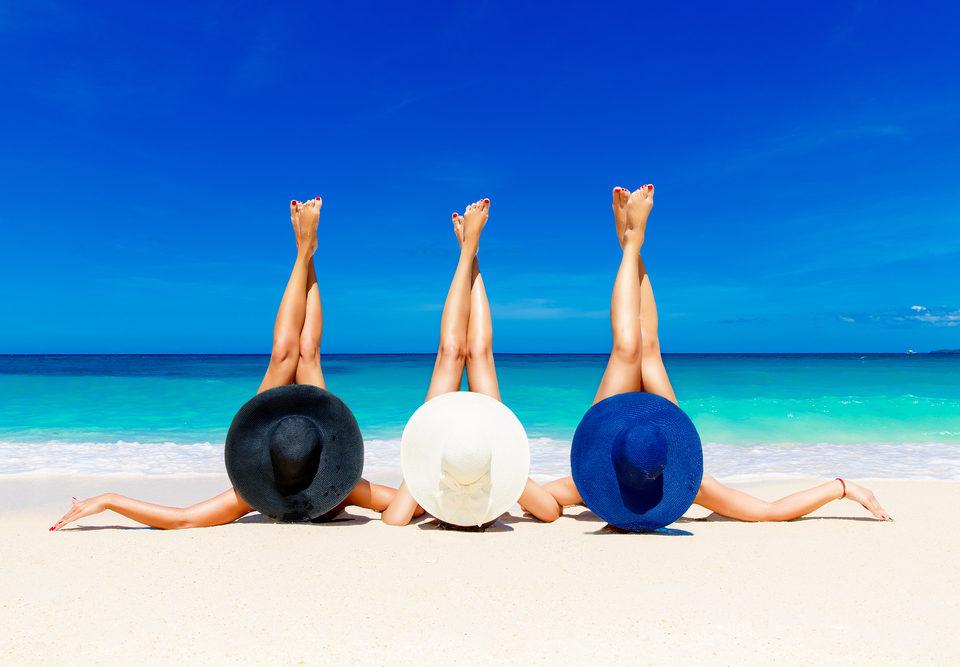 Sclerotherapy Bikini Legs