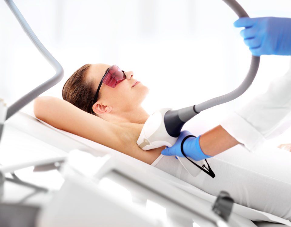 laser hair removal ellicott city