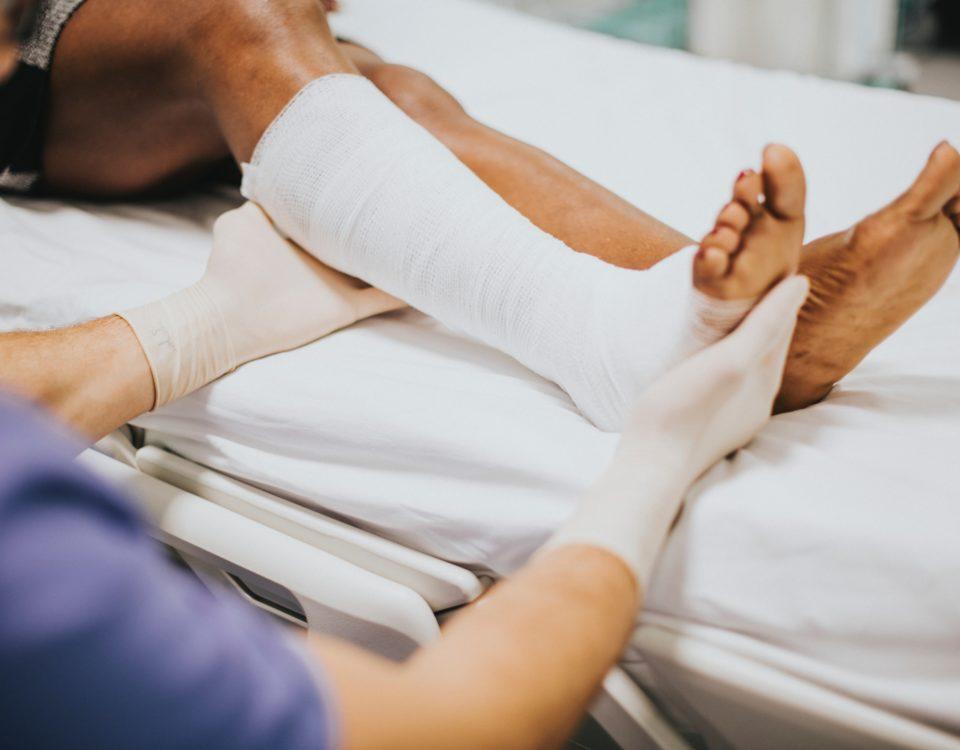 venous leg ulcers westminster