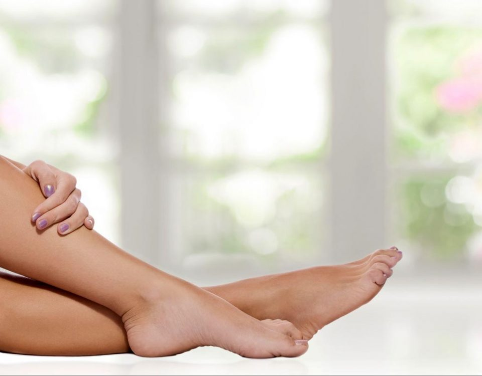 Smooth Healthy Varicose-Free Legs