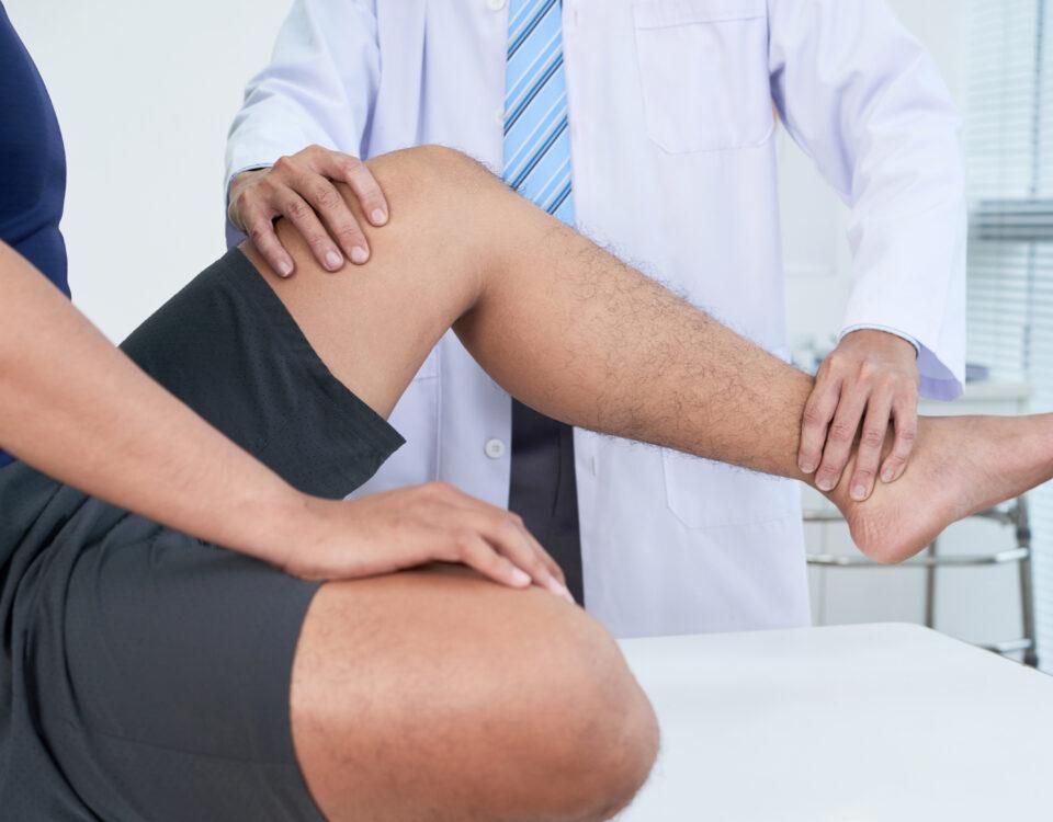 Best Leg Surgeon in Westminster Maryland
