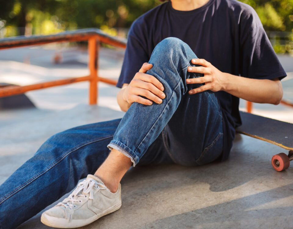 Itchy Leg Symptoms in York Pennsylvania