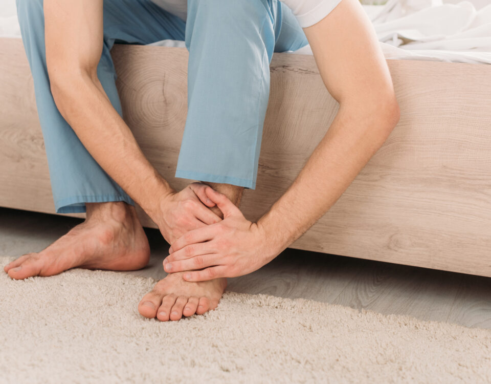 Restless Leg Syndrome How to Treat It