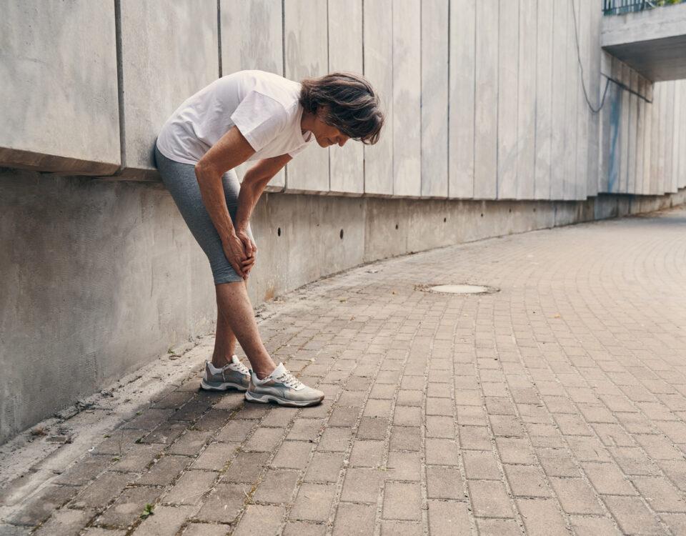 leg spasms in Glen Burnie